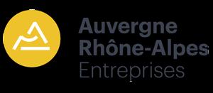 Logo Auvergne Rhône Alpes Entreprises